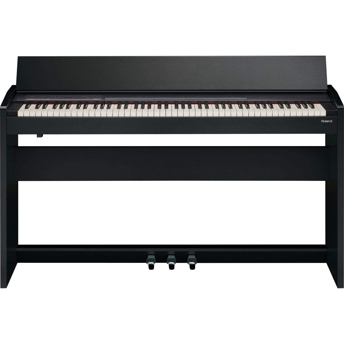 Roland F-130R Digital Piano - Contemporary Black