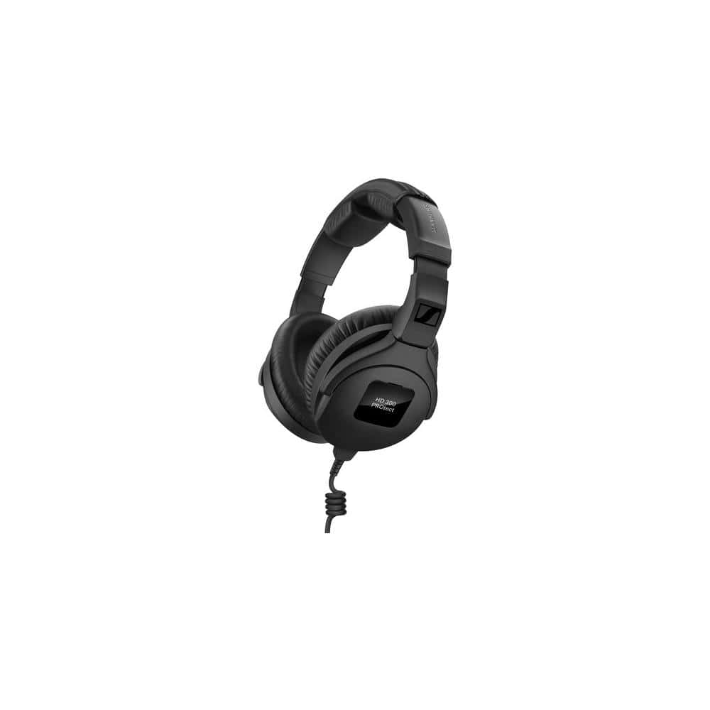 Sennheiser Studio Headphone Sennheiser HD 300 PROtect Closed-Back Studio Monitor Headphones