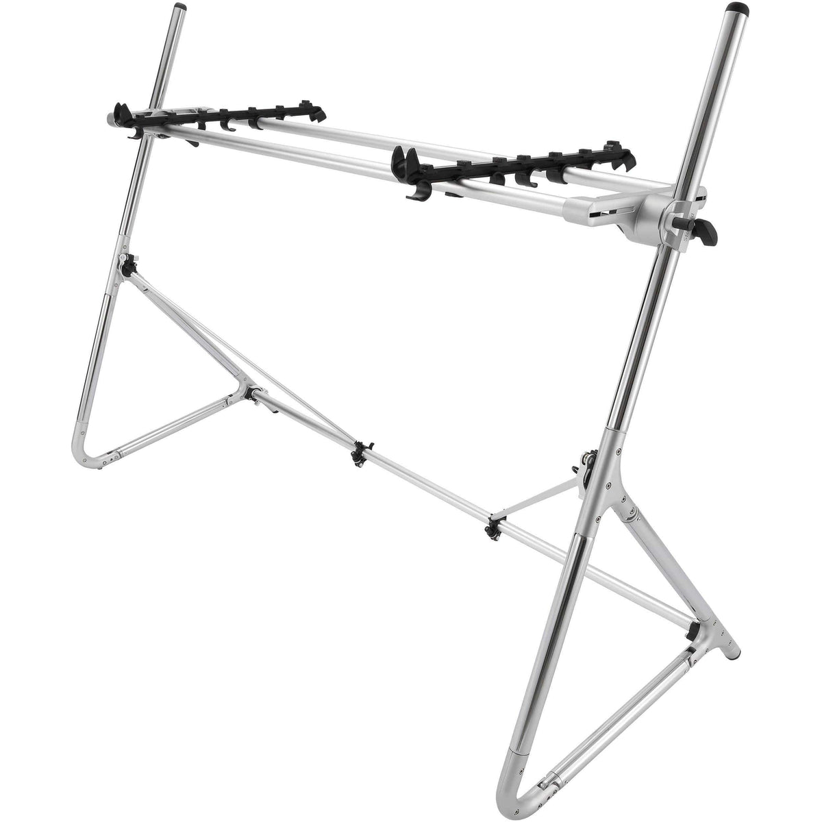 Sequenz Standard-L-SV Large Keyboard Stand - Silver