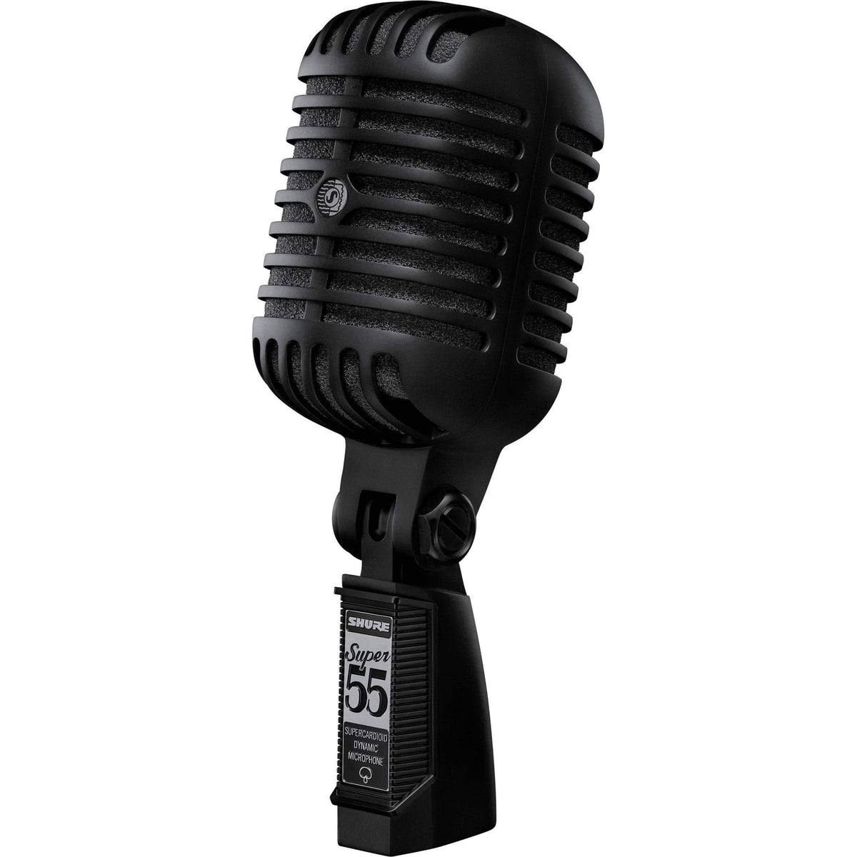 Shure Dynamic Microphone Shure Super 55 Deluxe Dynamic Microphone - Black