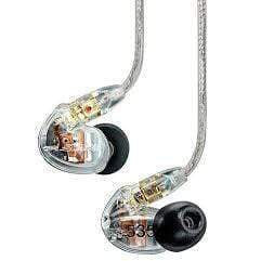 Shure Earphones Shure SE535-CL-E Premium Sound Isolating Earphones