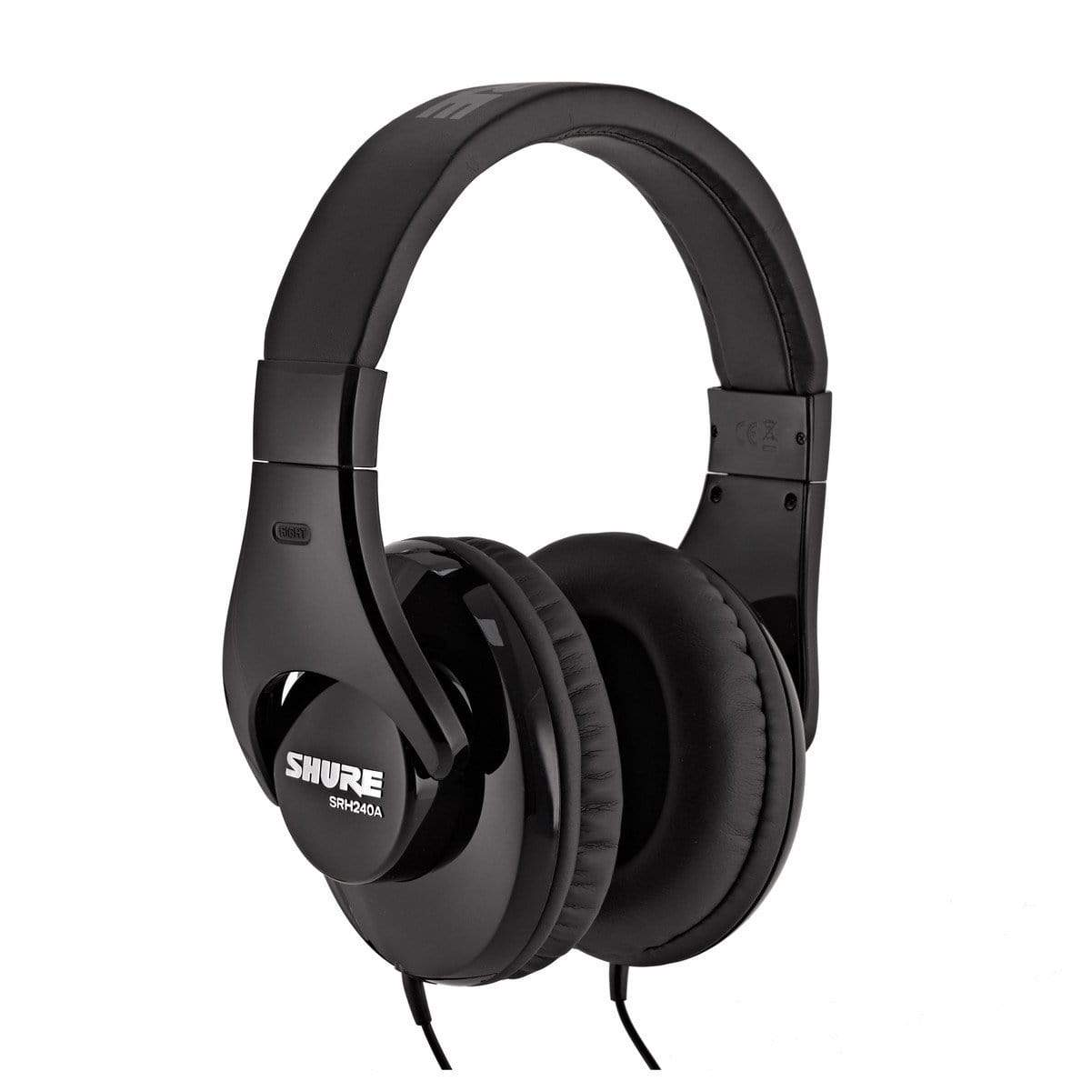 Shure Headphones Shure SRH240A Closed-back Headphones
