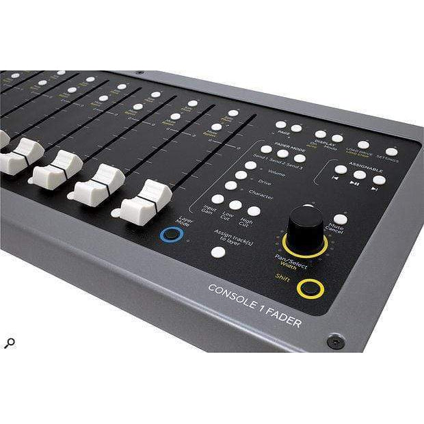 Softube Studio Mixers & Control Surfaces Softube Console 1 Fader USB DAW Control Surface