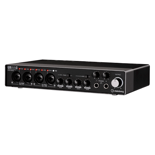 Steinberg Audio Interface Steinberg UR44C USB-C Audio Interface