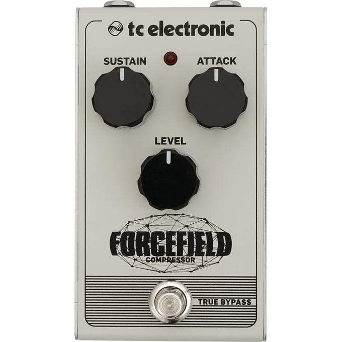 TC Electronics Effects Pedal TC Electronic Forcefield Compressor Effect Pedal