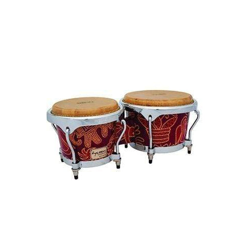 Tycoon Percussion Tycoon Percussion Master Platinum Fantasy Series Bongos