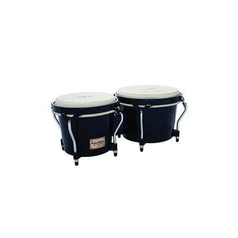 Tycoon Percussion Tycoon Percussion Supremo Series Black Bongos