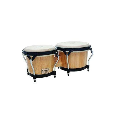 Tycoon Percussion Tycoon Percussion Supremo Series Natural Bongos