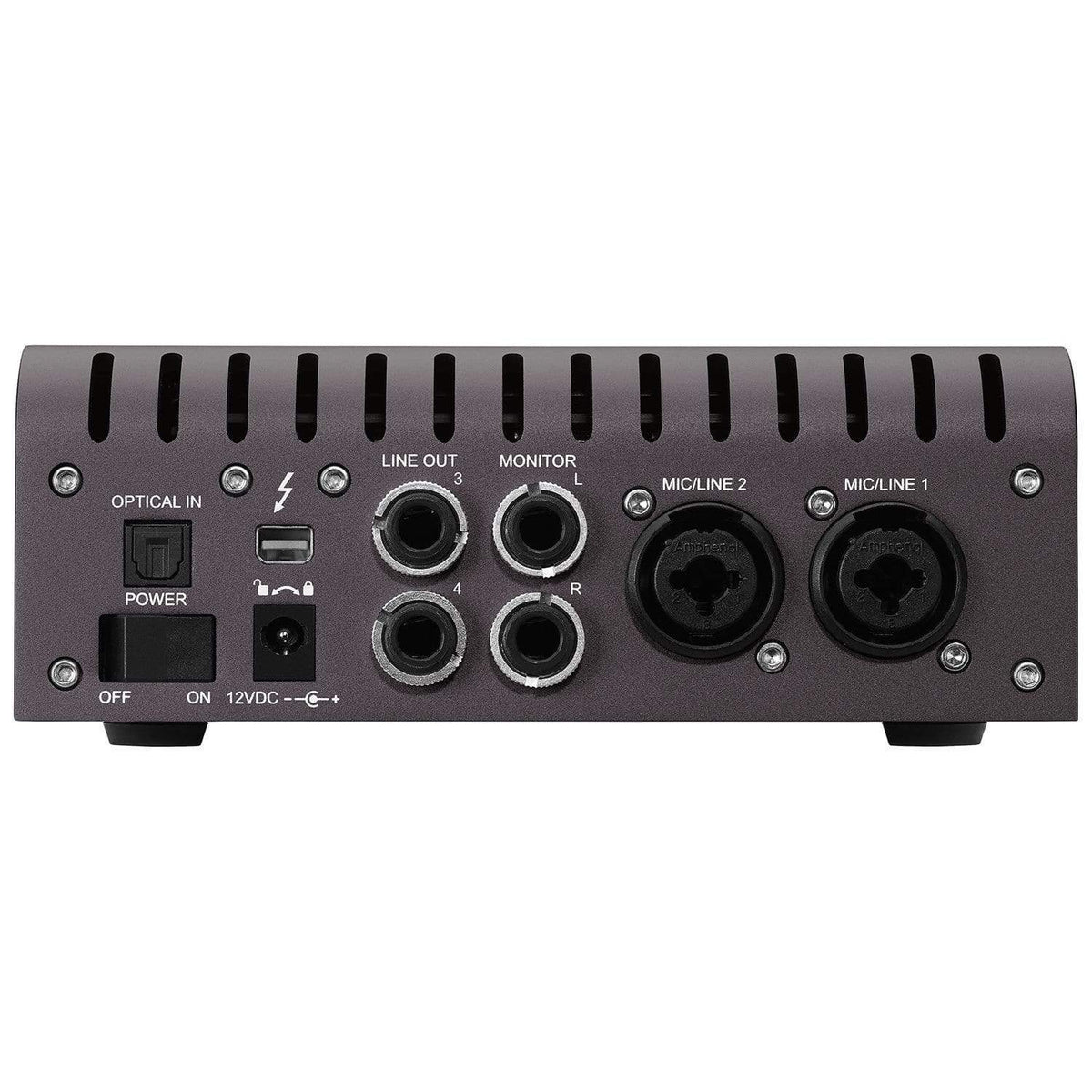Universal Audio Audio Interface Universal Audio Apollo Twin MKII SOLO Thunderbolt Audio Interface