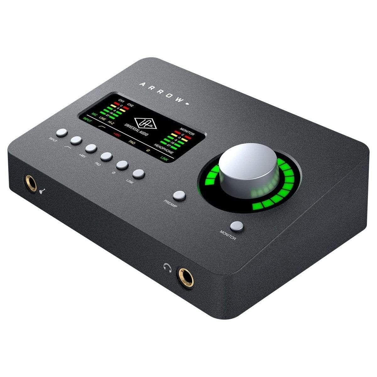 Universal Audio Audio Interface Universal Audio Arrow 2x4 Thunderbolt 3 Audio Interface