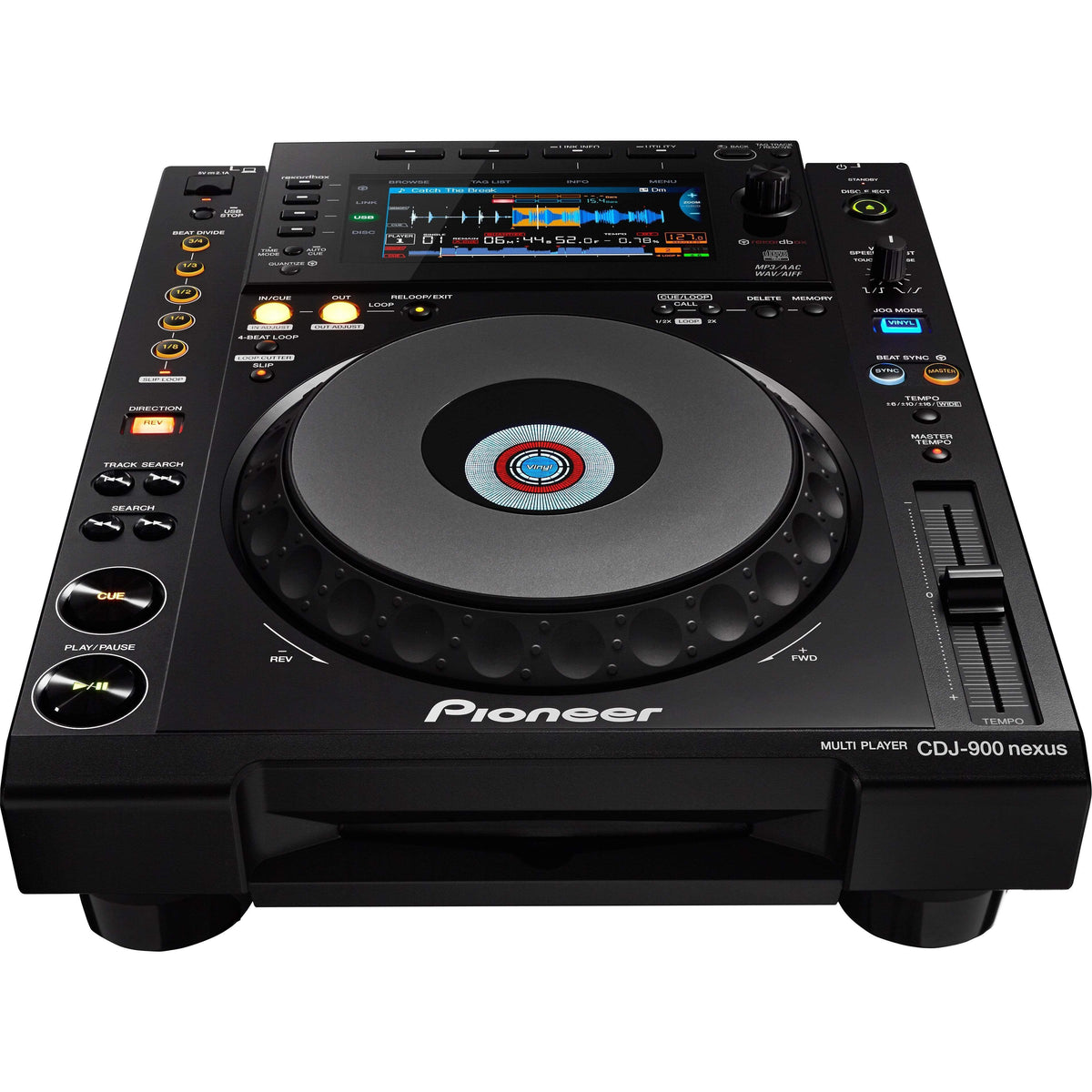 vendor-unknown DJ Equipment Pioneer DJ CDJ-900NXS Pro-DJ multi player