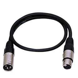 vendor-unknown Pro Audio Tovaste 0.5M XLR Cable