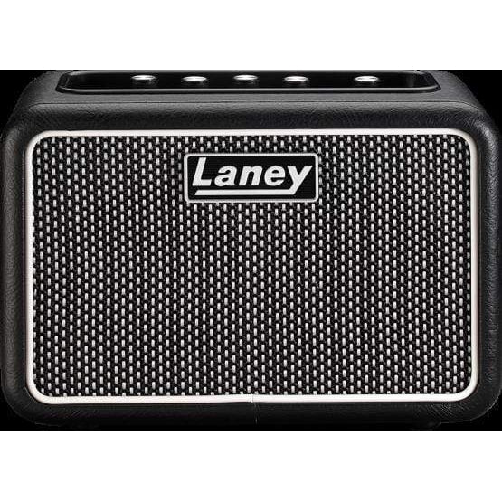 vendor-unknown String Instruments LANEY MINI-STB-SUPERG Battery Powered Bluetooth Guitar Combo Amp