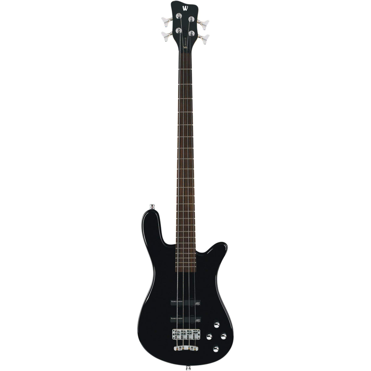 Warwick Basses Bass 4-String Warwick Rockbass Streamer LX-22305 4-string Electric Bass - Black