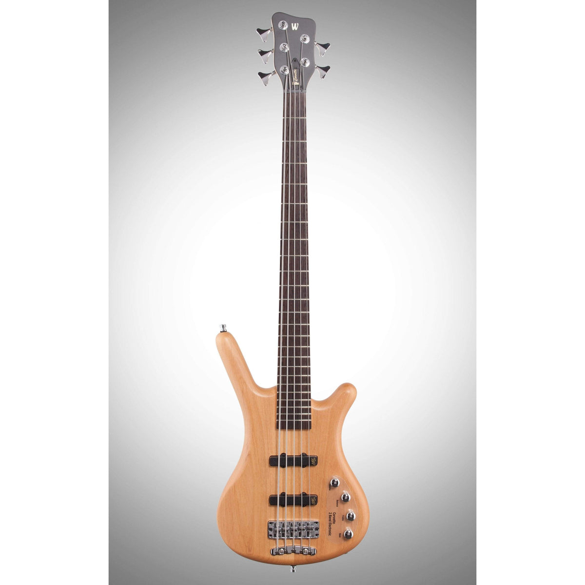 Warwick RB Corvette $$ 5-string - Natural Satin