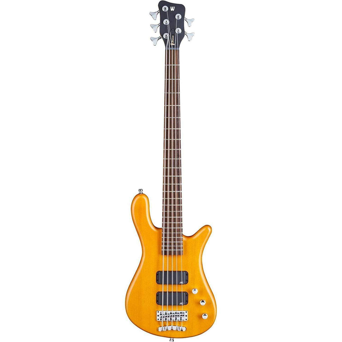 Warwick Basses Bass 5-String Warwick Rockbass Streamer Standard 5-string Electric Bass