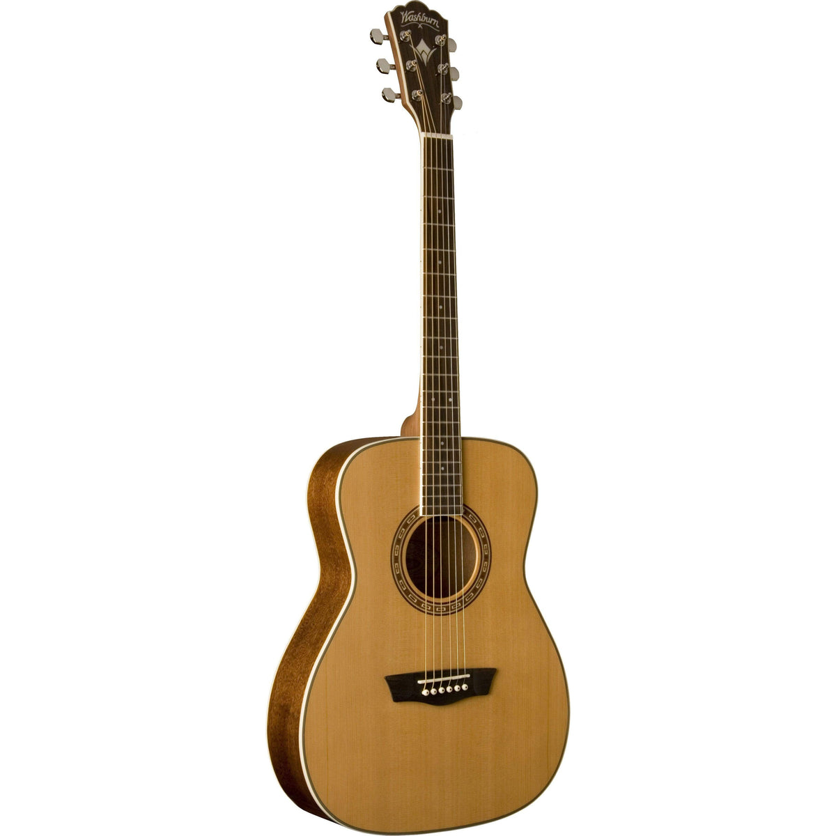 Washburn Guitars Acoustic Guitar Washburn WF11S Acoustic Guitar