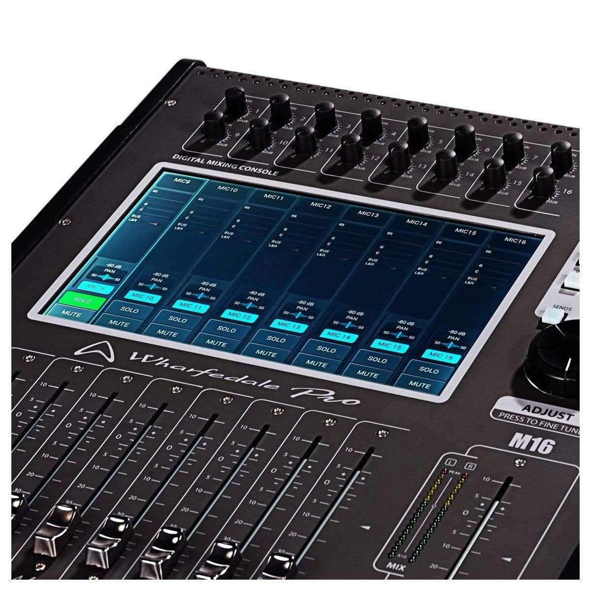 Wharfedale Pro M16 Digital Mixing Console