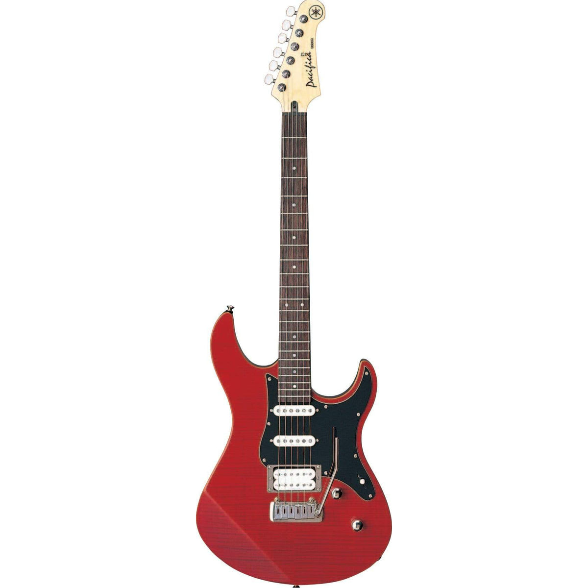 Yamaha Pacifica PAC812V Electric Guitar - (Old Violin Sunburst/Trans Black/Trans Red)