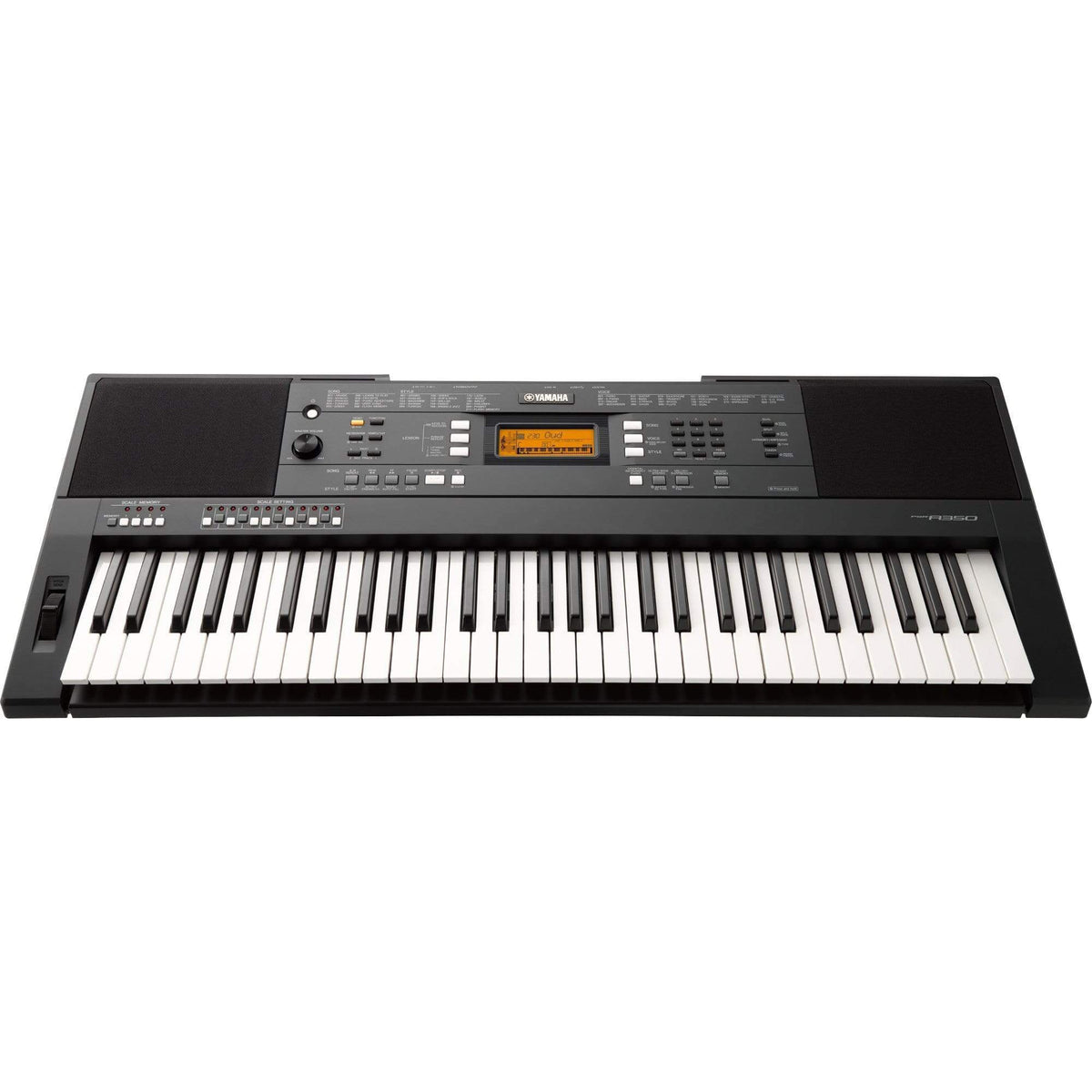 Yamaha Key Instruments Yamaha PSRA350 61-Key Arabic Keyboard