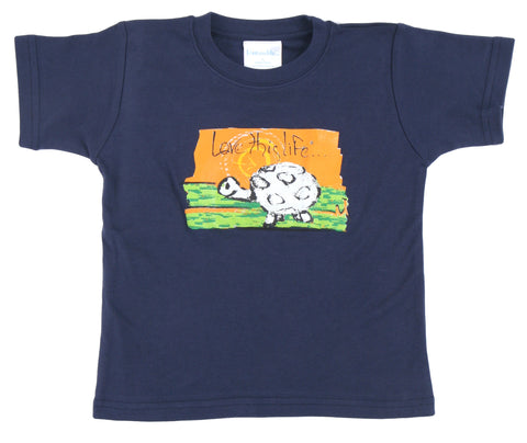"T-LTL KID ""Scram the Turtle"" Toddler Tee"