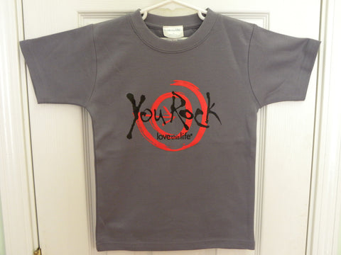 "T-LTL KID ""You Rock"" Toddler Tee"