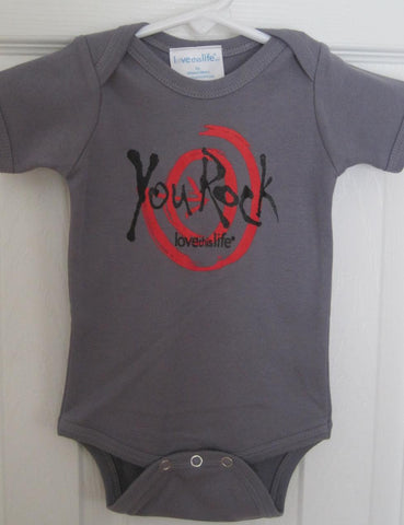 "T-LTL KID ""You Rock"" Onesie"