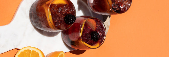 Sangria Four Ways