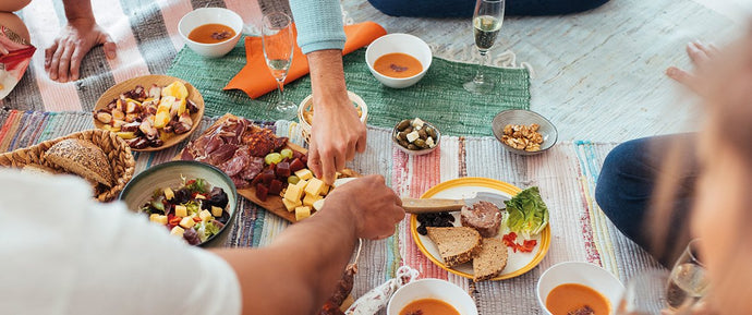 3 tapas to bring on your next picnic