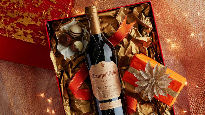 The Campo Viejo guide to gifting wine