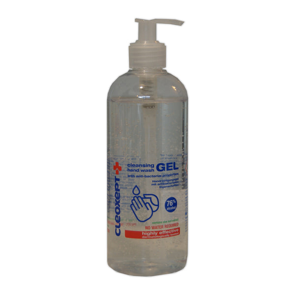 Handreinigings gel 500ml