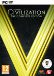 Sid Meier's Civilization V 5 - The Complete Edition PC