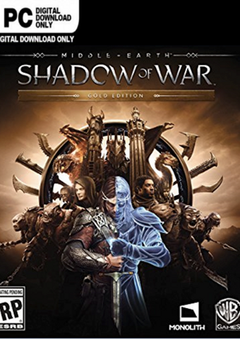 Middle-earth: Shadow of War Gold Edition PC