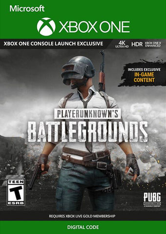 PlayerUnknowns Battlegrounds (PUBG) Xbox One