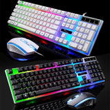 HobbyLane G21 Wired Keyboard + Mouse Combo