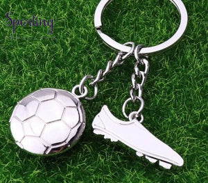 2019 New Sport Ping-Pong Table Tennis Ball Badminton Bowling Keychain Key Chain Keyring Ring
