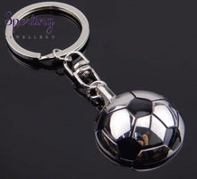 Load image into Gallery viewer, 2019 New Sport Ping-Pong Table Tennis Ball Badminton Bowling Keychain Key Chain Keyring Ring