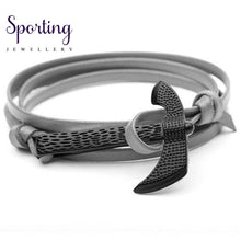 Load image into Gallery viewer, Black Axe Bracelets Grey