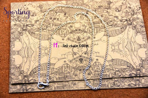 Born To Run Charms Pendant Necklace I1 / A Round 1
