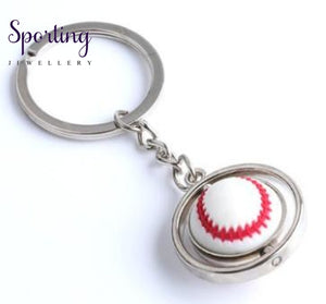 Football Keychain Key Pendant Champions Key Chain Pendant Soccer Metal Ornaments Gifts Best Selling