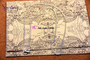 Love At First Run Charms Pendant Necklace I1 / D Square
