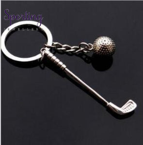 Metal Keychain New Key Chain - Fashion Hot High Quality Soccer Shoes And Football Car Ring Gift Bag
