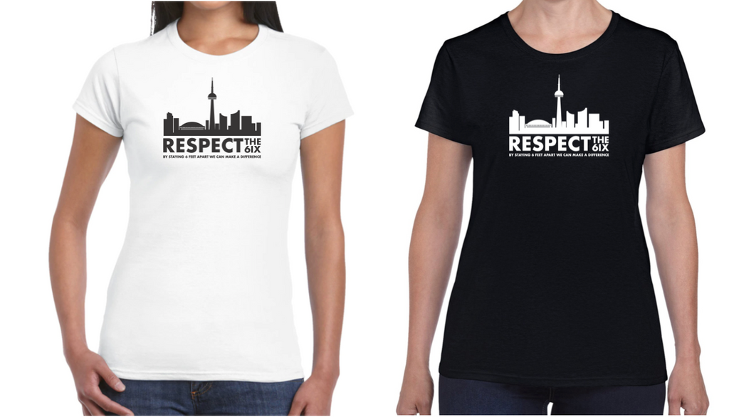 Respect The 6ix - Skyline - Women's