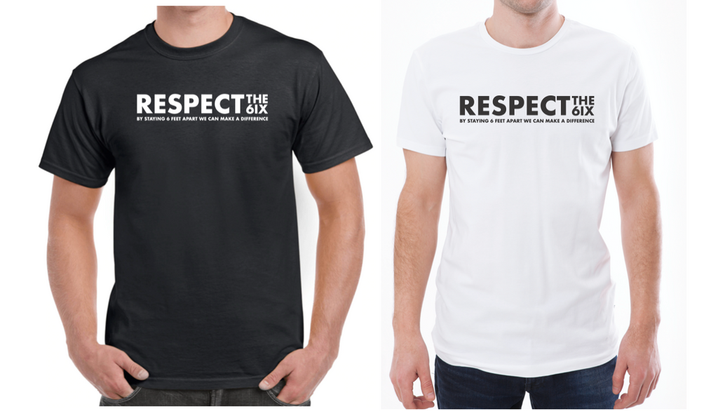 Respect The 6ix - Without Skyline - Men's