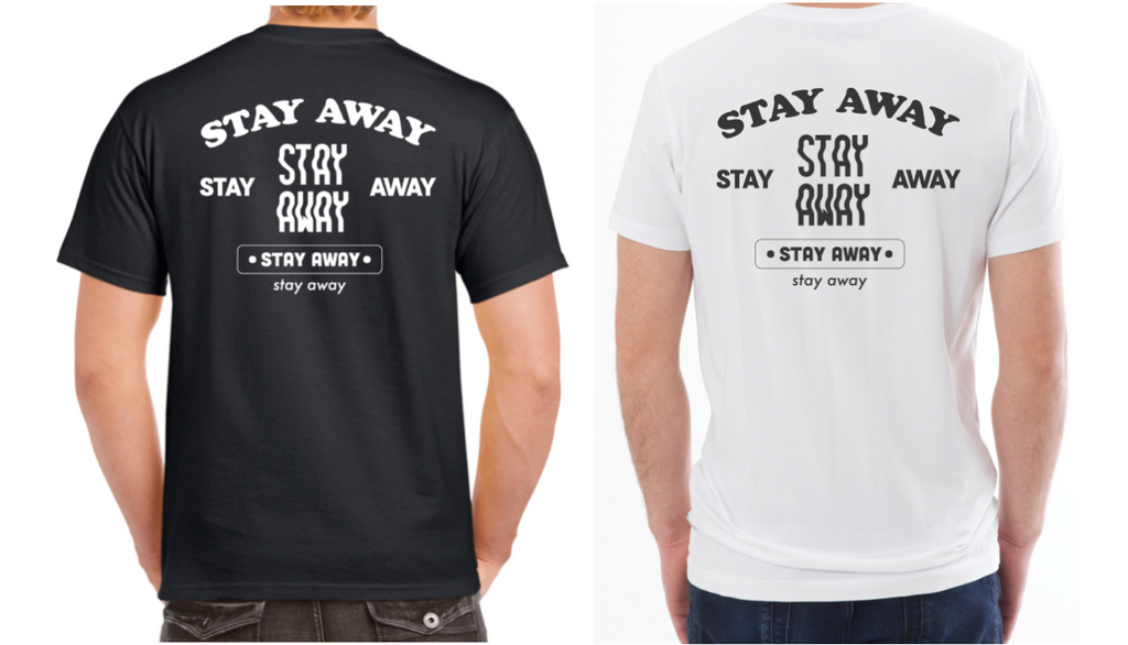 Stay Away - Reverse Only - Men's