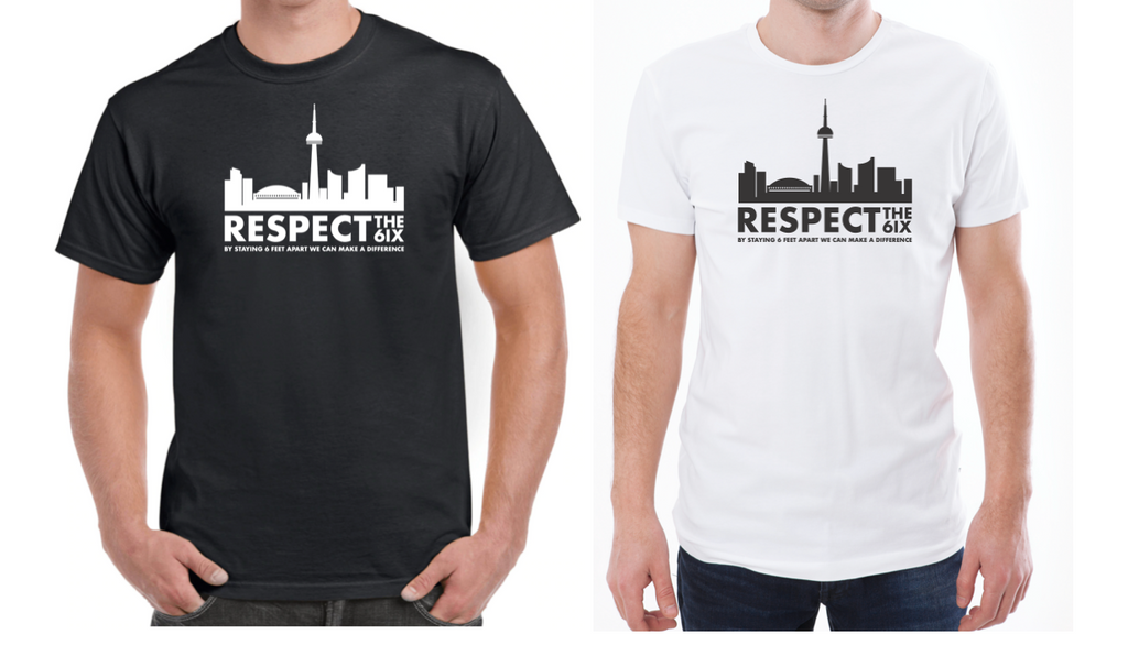 Respect The 6ix - Skyline - Men's