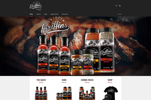 The New Sniffin Griffin's Website!