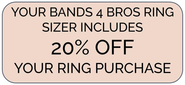 Ring sizer discount image