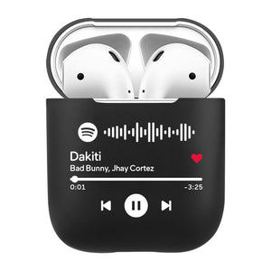 Test Custom Spotify Airpods 2  Case FREE SHIPPING