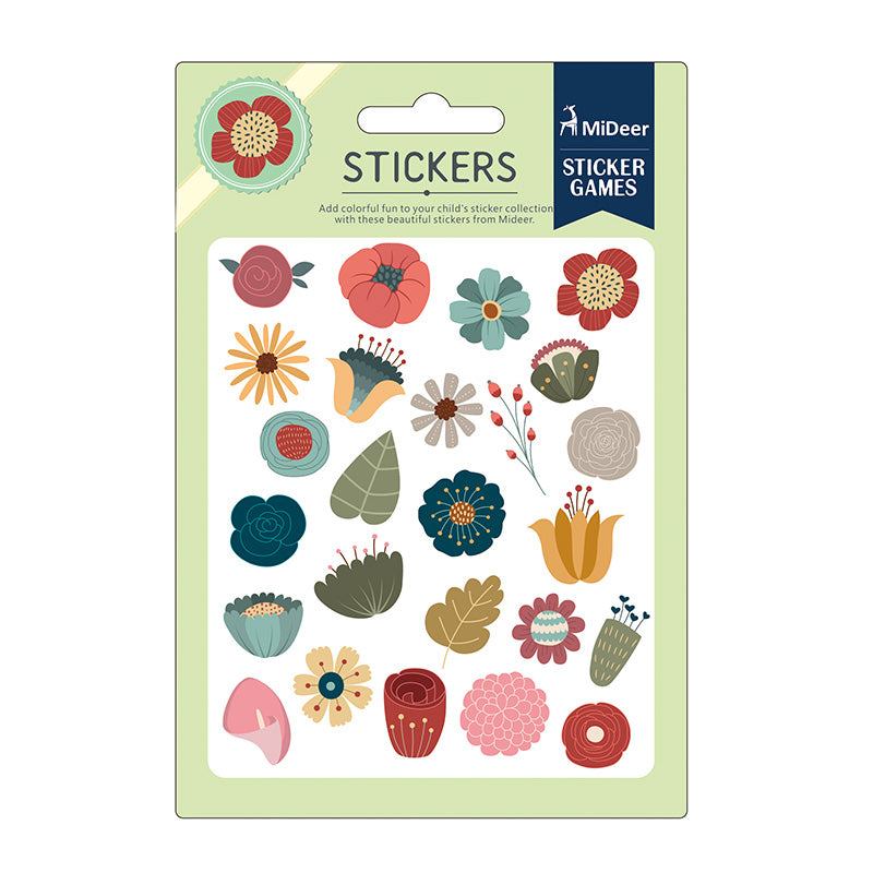Colourful Stickers
